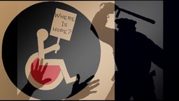 Where Is Hope - The Art of Murder - Police Brutality Against People With Disabilities